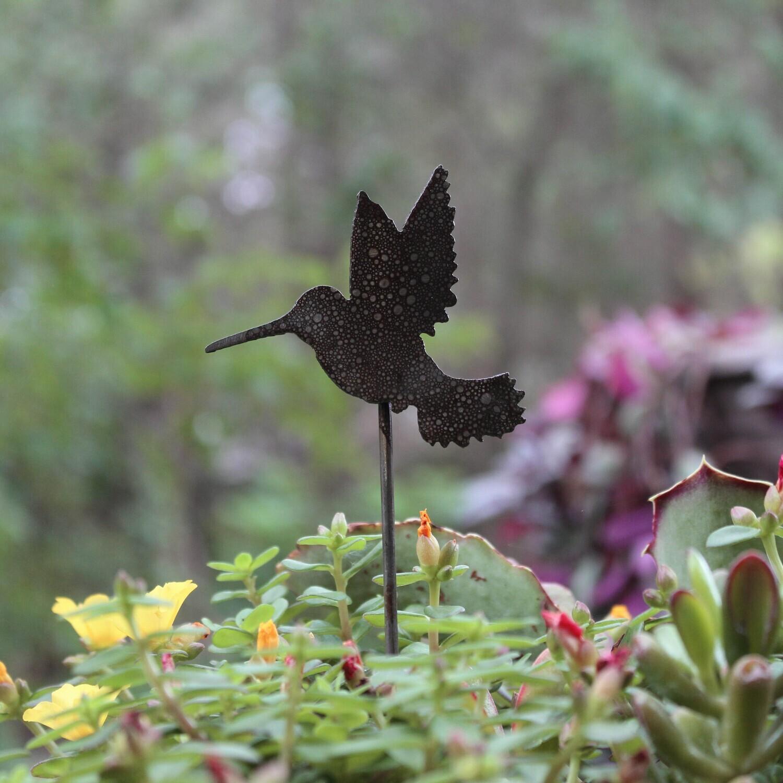 Small Hummingbird Stake
