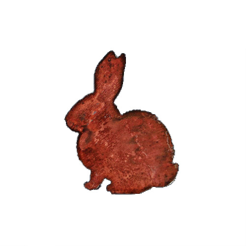 Large Bunny Magnet