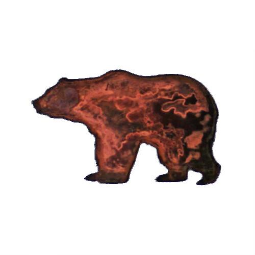 Large Bear Magnet