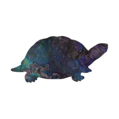 Painter Turtle Magnet