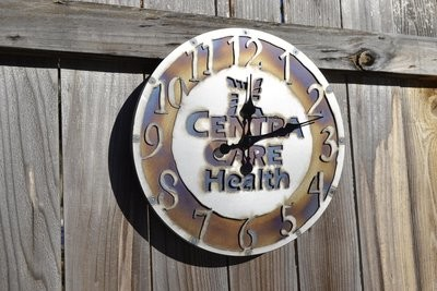 Custom Design Clock