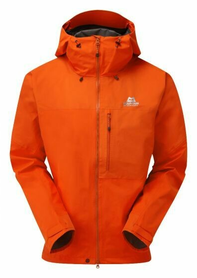 MOUNTAIN EQUIPMENT TUPILAK ATMO JACKET MAGMA LARGE