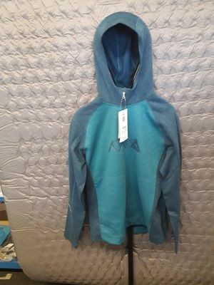 MOUNTAIN EQUIPMENT ROCKALL HOODED TOP TASMAN BLUE LARGE