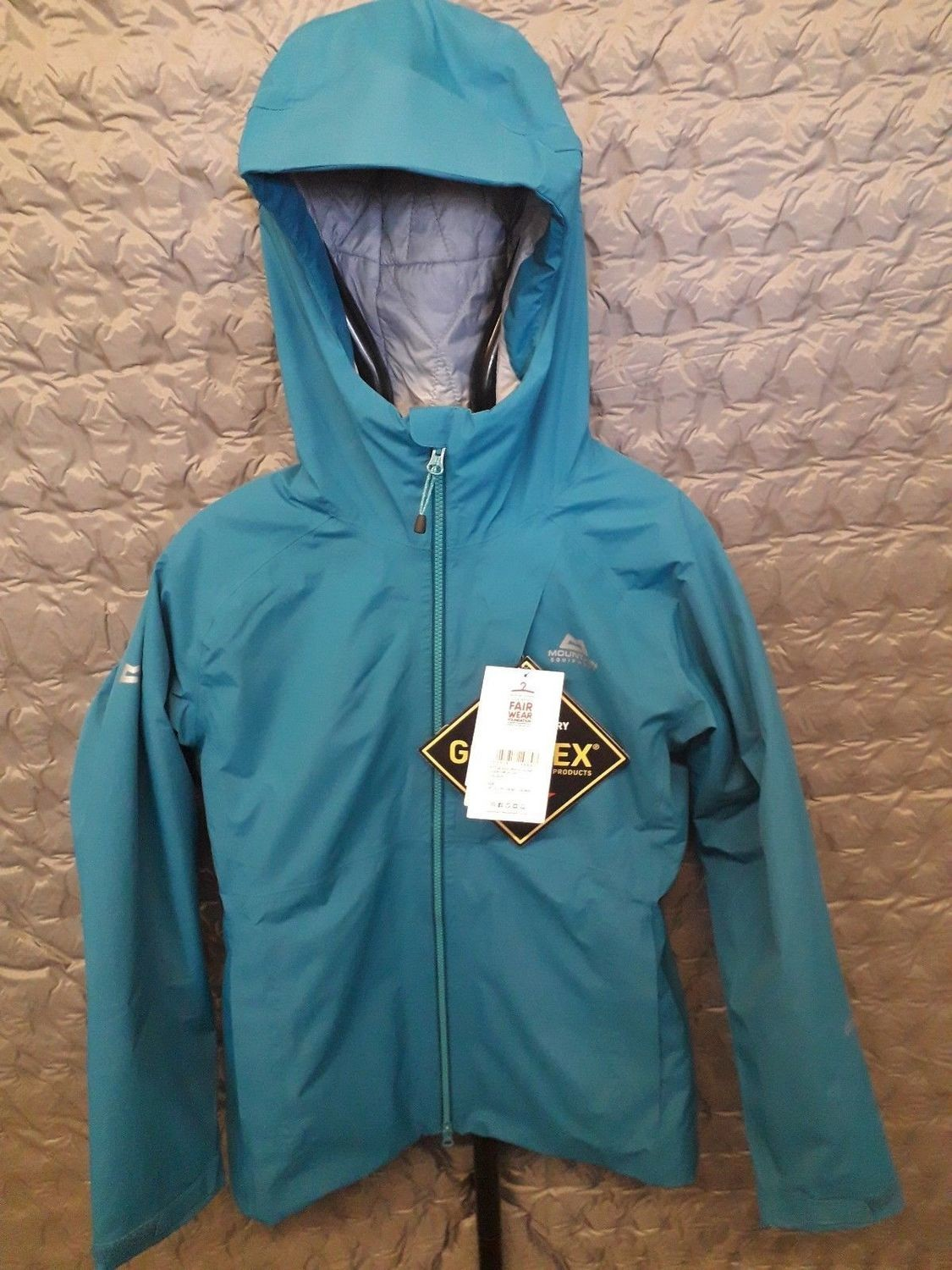 MOUNTAIN EQUIPMENT ALTAI GORETEX INSULATED JACKET TASMAN BLUE 12