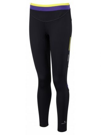 RONHILL ASPIRATION CONTOUR TIGHT BLACK 12
