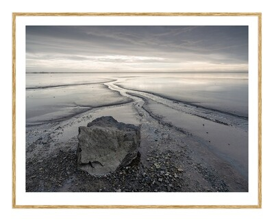 Skarðsfjörður 60x76 cm
