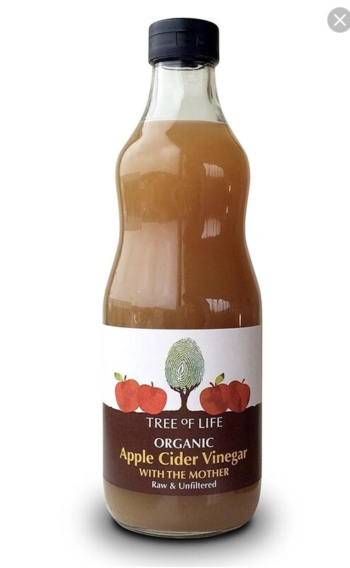 Apple Cider Vinegar With The Mother Organic 1 FOR £5  2  FOR £9
