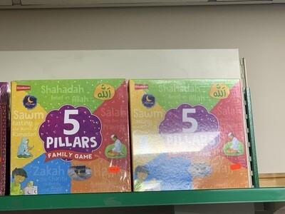 5 PILLARS FAMILY GAME