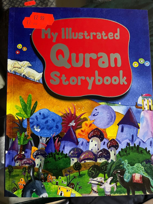 MY ILLUSTRATED QURAN STORYBOOK