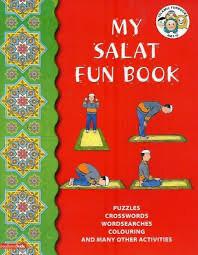 My Salat Fun Book