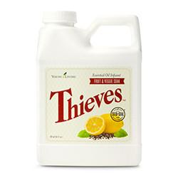 Thieves Fruit & Veggie Soak [Retail]