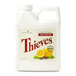 Thieves Fruit & Veggie Soak [Retail]