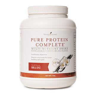 Pure Protein Complete Vanilla Spice [Wholesale]