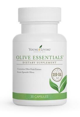 Olive Essentials capsules [Retail]