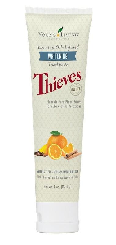 Toothpaste Thieves Whitening [Retail]