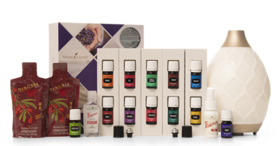 Premium Starter Kit with Desert Mist Diffuser - Automatic Wholesale Access