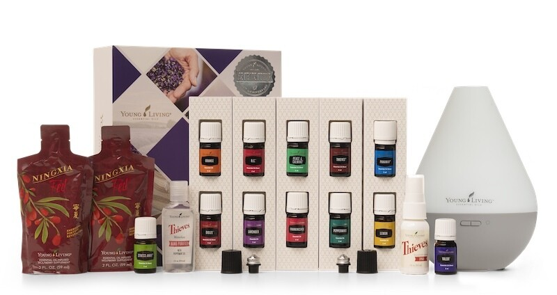 Premium Starter Kit with DewDrop Diffuser - Automatic Wholesale Access