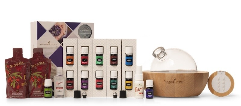 Premium Starter Kit with Aria Diffuser - Automatic Wholesale Access