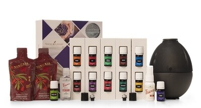 Premium Starter Kit with Rainstone Diffuser - Automatic Wholesale Access