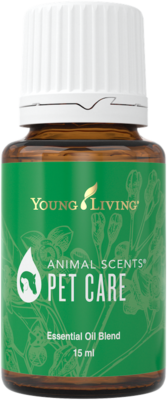 Animal Scents Pet Care Essential Oil - 15ml [Retail]