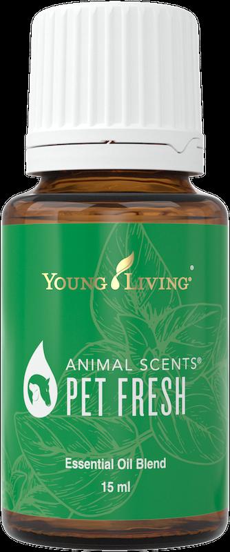 Animal Scents Pet Fresh Balance Essential Oil - 15ml [Retail]