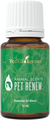 Animal Scents Pet Renew Essential Oil - 15ml [Retail]