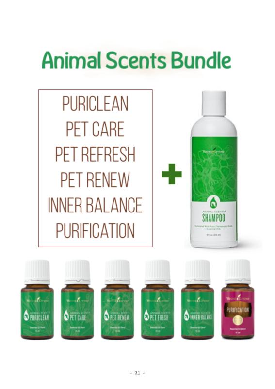 Animal Scents Bundle - Automatic Wholesale Prices