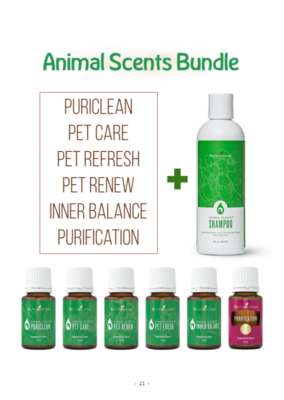 Animal Scents Bundle - Automatic Wholesale Prices