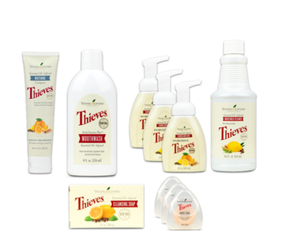 Thieves Bathroom Bundle - Automatic Wholesale Prices