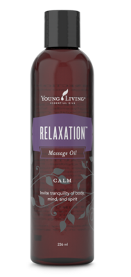 Relaxation massage oil [Retail]