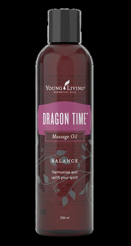Dragon Time massage oil [Wholesale]