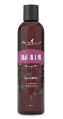 Dragon Time massage oil [Retail]