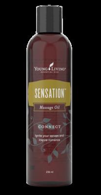 Sensation massage oil [Wholesale]