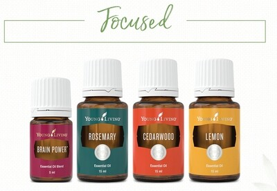 Focussed Oils  Bundle - Automatic Wholesale Prices