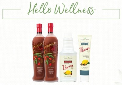 Hello Wellness Oils  Bundle - Automatic Wholesale Prices