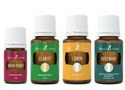 Clarity 3 Oils  Bundle - Automatic Wholesale Prices