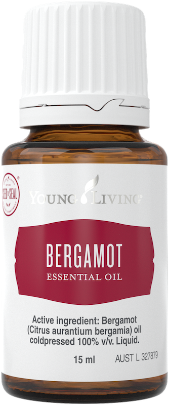 Bergamot Wellness essential oil - 15 ml [Retail]