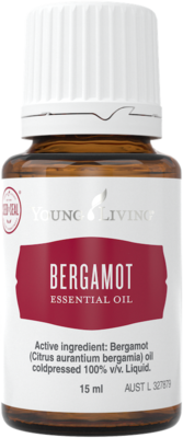 Bergamot Wellness essential oil - 15 ml [Retail]