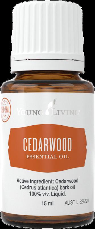 Cedarwood Wellness essential oil - 15 ml [Retail]