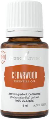Cedarwood Wellness essential oil - 15 ml [Retail]