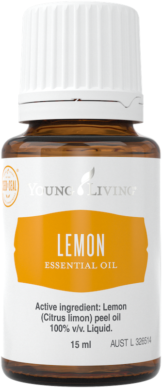 Lemon Wellness essential oil - 15 ml [Retail]