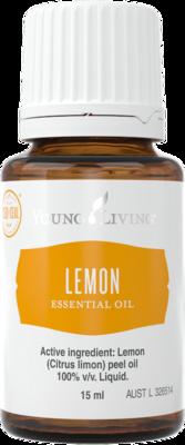 Lemon Wellness essential oil - 15 ml [Retail]