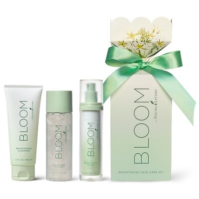 Bloom by Young Living Brightening Skincare System [Retail]