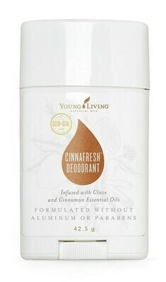CinnaFresh Deodorant [Retail]