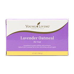 Bar Soap Lavender Oatmeal [Wholesale]
