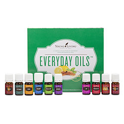 Everyday Oils essential oil collection - Automatic Wholesale Access