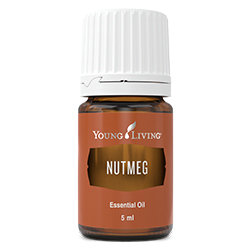 Nutmeg essential oil - 5ml [Wholesale]