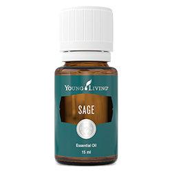 Sage essential oil - 15ml [Wholesale]