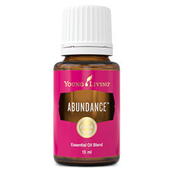 Abundance essential oil - 15 ml [Retail]