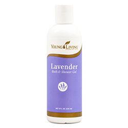 Bath Shower Gel Lavender [Retail]